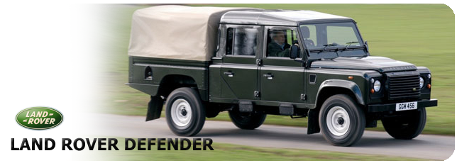 Sell your Land Rover Defender