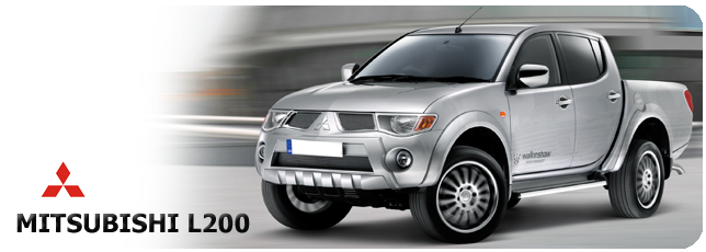 Sell your Mitsubishi L200